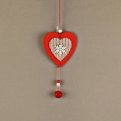 Hanging Heart - decoration
