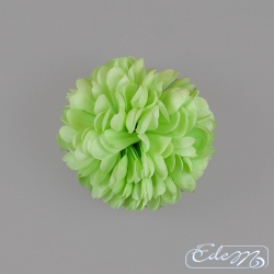 Artificial flower - big green pompom