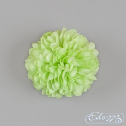 Artificial flower - small pompom green