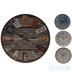 Classic wall clock - mix