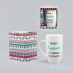 I'm awesome ... - a ceramic gift cup