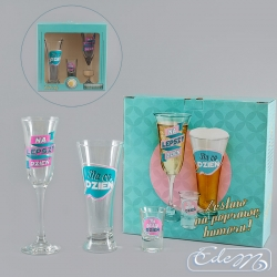 Essentials for Women - a set of glasses