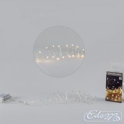Decorative wire 20 LED - warm light