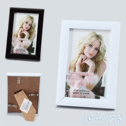 Classically simple photo frame 10 x 15 cm - mix