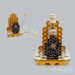 Honeycomb - occasional carafe