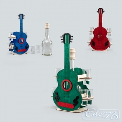 Guitar - occasional carafe - mix
