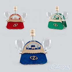 Purse - occasional carafe - mix