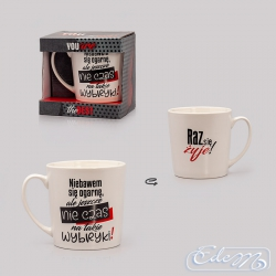 Mug You are the best - I will soon embrace ...