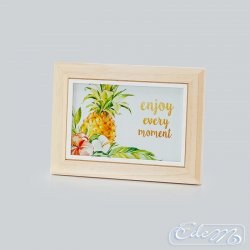 Natural 10 x 15 cm picture frame
