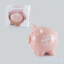 Punishment for smoking - piggy bank large