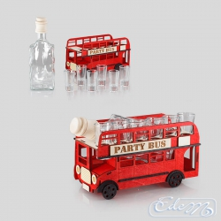 English bus - occasional carafe