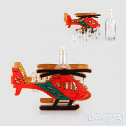Helicopter - occasional carafe