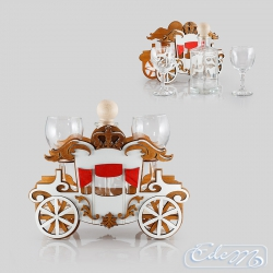 Carriage of wine - occasional carafe
