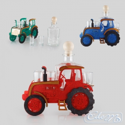 Tractor - occasional carafe