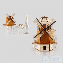 Windmill - occasional carafe